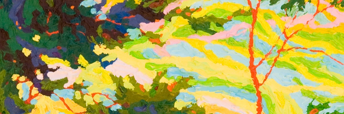 "Point Lobos Pacific Glory I - 32"" x 14"" SOLD"