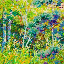 "Santa Fe Hidden Marsh I - 26"" x 36"""