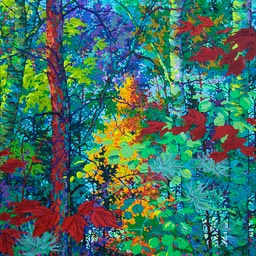 "Timeless Forest I  - 50"" x 36"""